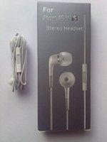 Проводная гарнитура iPhone 4G 3G S
